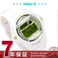 7年保証キャンペーン ベビーG CASIO Baby-G スポーティーでカジュアルなデザインのBab...