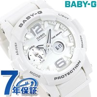 7年保証キャンペーン Baby-G Gライド レディース 腕時計 クオーツ BGA-180-7B1D...