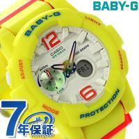 7年保証キャンペーン Baby-G Gライド レディース 腕時計 BGA-180-9BDR カシオ ...