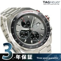 タグ・ホイヤー フォーミュラ1 44MM クロノグラフ 自動巻き メンズ 腕時計 CAZ2012-B...