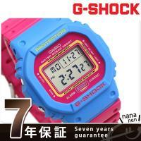 7年保証キャンペーン カシオ Gショック クオーツ メンズ 腕時計 DW-5600TB-4BDR C...