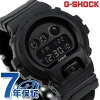 7年保証キャンペーン カシオ Gショック ベーシック ミリタリー ブラック クオーツ メンズ 腕時計...
