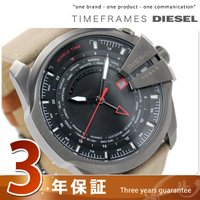 ディーゼル メガチーフ クオーツ メンズ DZ4306 腕時計 DIESEL MEGA CHIEF ...