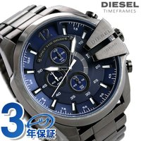 ディーゼル メンズ 腕時計 クロノグラフ メガチーフ DZ4329 DIESEL MEGA CHIE...