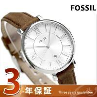 フォッシル ジャクリーン クオーツ レディース 腕時計 ES3708 FOSSIL JACQUELI...