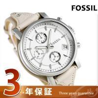 フォッシル オリジナル ボーイフレンド クオーツ クロノグラフ レディース 腕時計 ES3811 F...