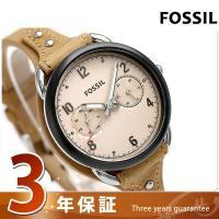 フォッシル テイラー クオーツ レディース 腕時計 ES4175 FOSSIL TAILOR アナロ...