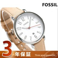 3年保証キャンペーン フォッシル ジャクリーン 36mm クオーツ レディース 腕時計 ES4206...
