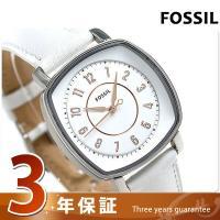 3年保証キャンペーン フォッシル アイディアリスト クオーツ レディース 腕時計 ES4216 FO...