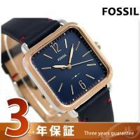 3年保証キャンペーン フォッシル マイカ 33mm クオーツ レディース 腕時計 ES4251 FO...