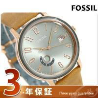 3年保証キャンペーン フォッシル ビンテージ ミューズ 40mm クオーツ レディース 腕時計 ES...