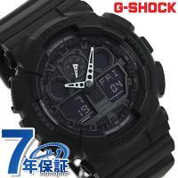 7年保証キャンペーン カシオ Gショック メンズ 腕時計 GA-100-1A1DR CASIO G-...