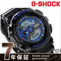 7年保証キャンペーン G-SHOCK ビッグケース クオーツ メンズ 腕時計 GA-110CB-1A...