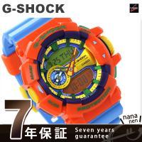 7年保証キャンペーン G-SHOCK ハイパーカラーズ クオーツ メンズ 腕時計 GA-400-4A...