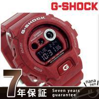 7年保証キャンペーン カシオ Gショック ヘザード・カラー・シリーズ クオーツ メンズ 腕時計 GD...