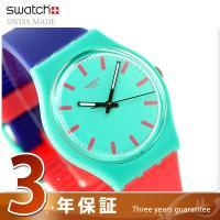 スウォッチ オリジナル ジェント シュンブキン クオーツ ユニセックス 腕時計 GG215 swat...