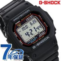 7年保証キャンペーン CASIO G-SHOCK G-ショック 電波 ソーラー 5600シリーズ ブ...