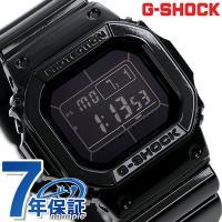 7年保証キャンペーン G-SHOCK グロッシー・ブラックシリーズ GW-M5610BB-1ER カ...