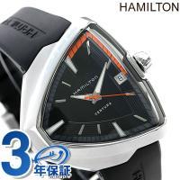 7年保証キャンペーン ハミルトン ベンチュラ エルヴィス 80 クオーツ メンズ 腕時計 H2455...