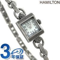7年保証キャンペーン HAMILTON Lady Hamilton Vintage クオーツ カーフ...