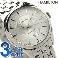 7年保証キャンペーン ハミルトン ジャズマスター レディ オート 自動巻き レディース 腕時計 H4...
