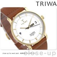 トリワ クリンガ アイボリー 38mm ユニセックス 腕時計 KLST103-CL010213 TR...