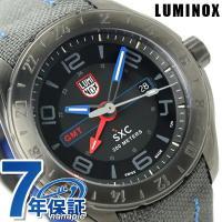 7年保証キャンペーン ルミノックス GMT 5120 スペースシリーズ メンズ 腕時計 l5121-...