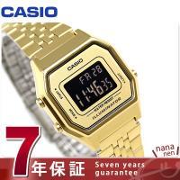 7年保証キャンペーン カシオ チープカシオ スタンダード クオーツ レディース 腕時計 LA-680...