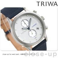 トリワ ランセン クロノ シェード 38mm クロノグラフ ユニセックス 腕時計 LCST111-C...