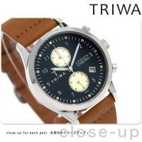 トリワ ランセン クロノ パシフィック 38mm クロノグラフ ユニセックス 腕時計 LCST117...