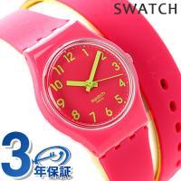 スウォッチ オリジナル レディ 二重巻き スイス製 レディース 腕時計 LP131 Swatch O...