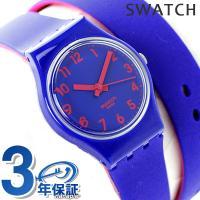 swatch 腕時計 レディース スウォッチ オリジナル レディ 二重巻き スイス製 LS115 S...