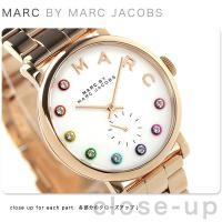 マーク バイ マーク ジェイコブス ベイカー 36 スモールセコンド レディース 腕時計 MBM34...