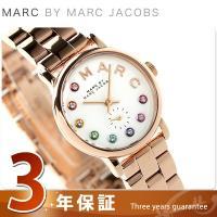 マーク バイ マーク ジェイコブス ベイカー 28 クオーツ レディース 腕時計 MBM3443 M...