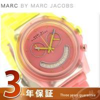 マーク バイ マーク ジェイコブス レイバー クロノグラフ レディース 腕時計 MBM4576 MA...
