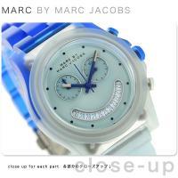 マーク バイ マーク ジェイコブス レイバー クロノグラフ レディース 腕時計 MBM4577 MA...