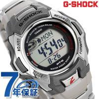7年保証キャンペーン Gショック 腕時計 メンズ 電波ソーラー 海外モデル シルバー CASIO G...