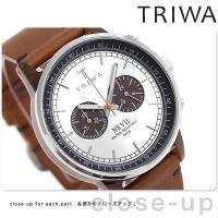 トリワ ネビル ハバナ 42mm クロノグラフ ユニセックス 腕時計 NEAC102-ST01021...