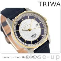 トリワ ニベン ドゥーク 38mm ユニセックス 腕時計 NIST104-CL060712 TRIW...