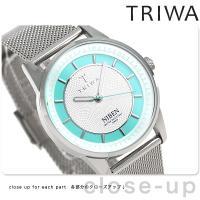 トリワ ニベン アズール 38mm ユニセックス 腕時計 NIST106-ME021212 TRIW...