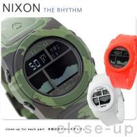 ニクソン リズム メンズ 腕時計 nixon A385 NIXON-RHYTHM 選べるモデル NI...