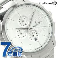 正規品 7年保証キャンペーン オロビアンコ タイムオラ テンポラーレ クロノグラフ OR-0014-...