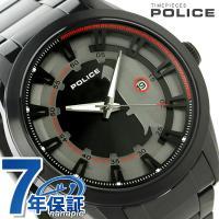 7年保証キャンペーン ポリス スクアドロン クオーツ メンズ 腕時計 PL14380JSB-61M ...