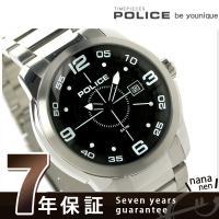 7年保証キャンペーン ポリス スナイパー クオーツ メンズ 腕時計 PL14386JS-02M PO...