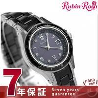 正規品 7年保証キャンペーン ルビンローザ R306 シリーズ ソーラー レディース 腕時計 R30...
