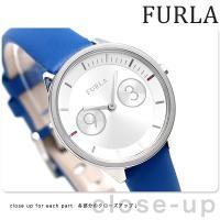 フルラ メトロポリス 31mm クオーツ レディース 腕時計 R4251102508 FURLA M...