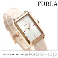 フルラ ダイアナ 22mm クオーツ レディース 腕時計 R4251104501 FURLA DIA...