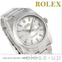 ロレックス デイトジャスト 36mm スイス製 自動巻き メンズ 腕時計 RX1162003 ROL...