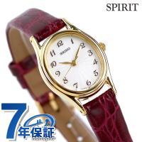 正規品 7年保証キャンペーン 送料無料 セイコー スピリット クオーツ レディース 腕時計 SSDA...