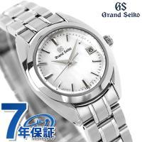 正規品 7年保証キャンペーン 送料無料 グランドセイコー クオーツ 日本製 レディース 腕時計 ST...